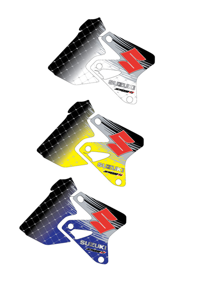 Book Cover Graphism Kits : Zing full graphics kit with seat cover drz black shop