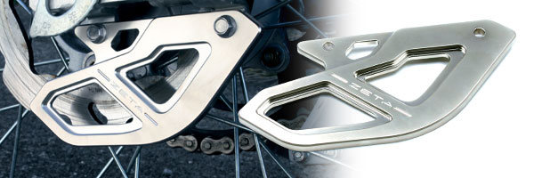 Zeta Rear Disk Guard Shop Wheeling Cycle Supply