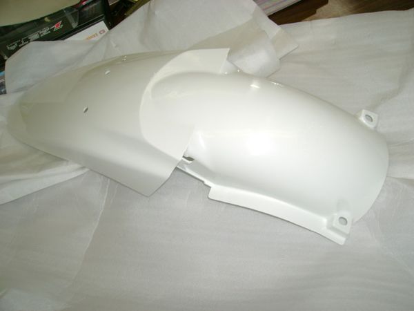 UFO Replacement Rear Fender | Shop | Wheeling Cycle Supply
