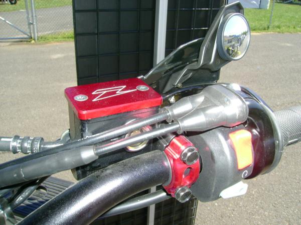 PowerMadd Handguard Mirrors | Shop | Wheeling Cycle Supply