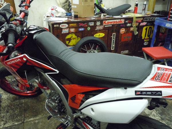 Honda Crf 80 >> Seat Concepts Dual Sport Seat Kit/CRF250L | Shop | Wheeling Cycle Supply